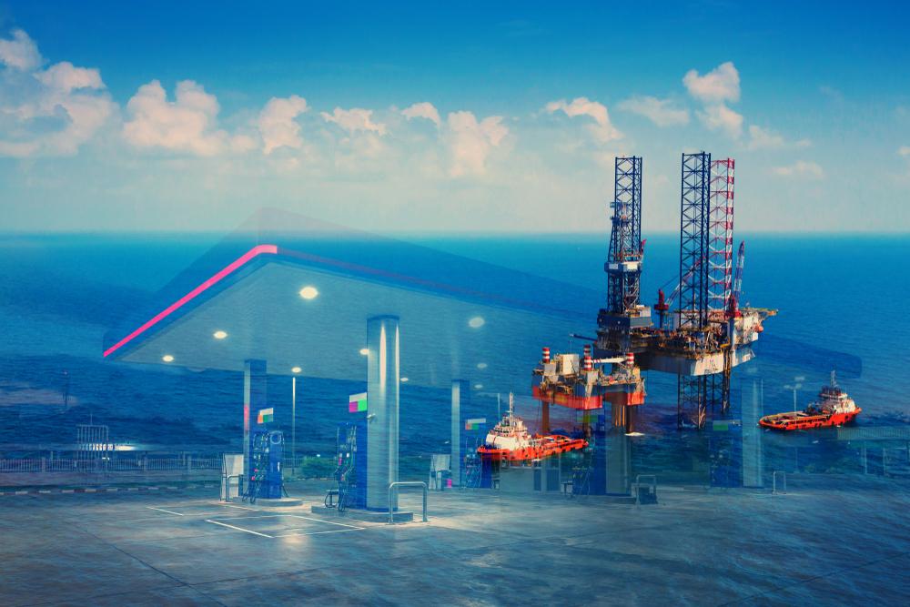 النفط يكافح لتعويض خسائره في يوليو أمام تحديات متحور دلتا!